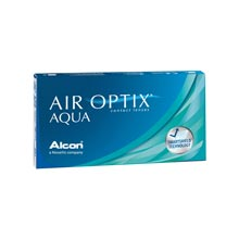 Air Optix Aqua (3 Linsen)
