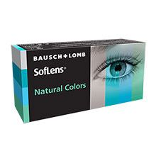 Soflens Natural Colors (2 Linsen)