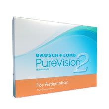 PureVision 2 HD for Astigmatism (3 Linsen)