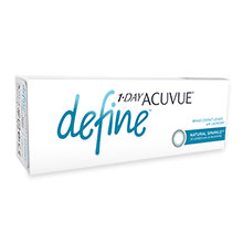 1 Day ACUVUE Define - Natural Sparkle (30 Linsen)