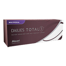 Dailies Total 1 Multifocal (30 Linsen)