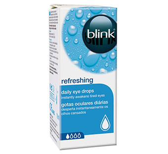 Blink Refreshing Flasche
