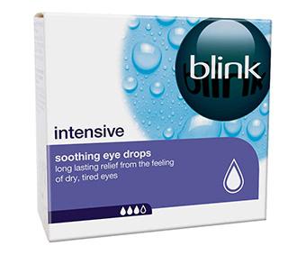 Blink Intensive Tears Ampullen