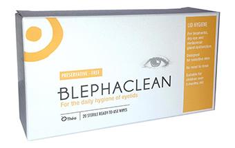 Blephaclean Reinigungstücher
