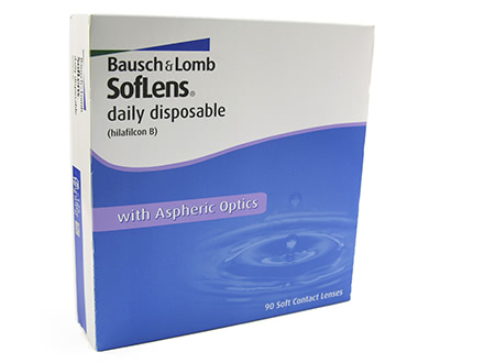Soflens Daily Disposable (90 Linsen)