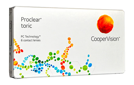 Proclear Toric (6 Linsen)