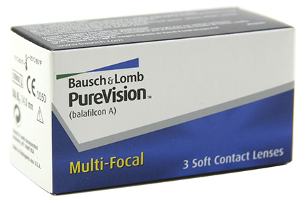 PureVision Multi-Focal (3 Linsen)