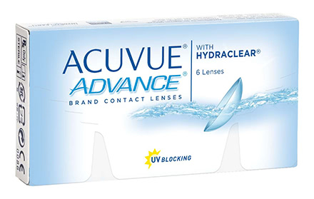 ACUVUE ADVANCE (6 Linsen)
