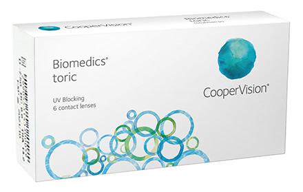 Biomedics Toric (6 Linsen)