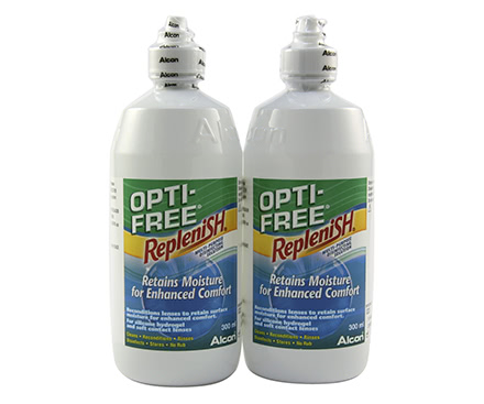 Opti-Free RepleniSH Doppelpack (2*300ml)