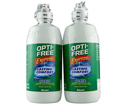 Opti-Free Express Doppelpack (2*355ml)