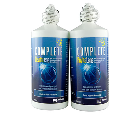 Complete RevitaLens Doppelpack (2*360ml)
