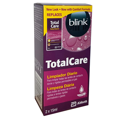Blink Total Care Reiniger (2x15ml)