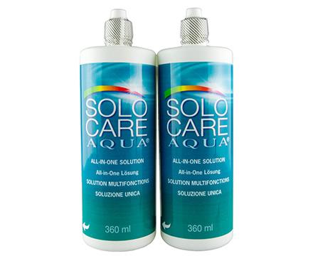 Solocare Aqua Doppelpack