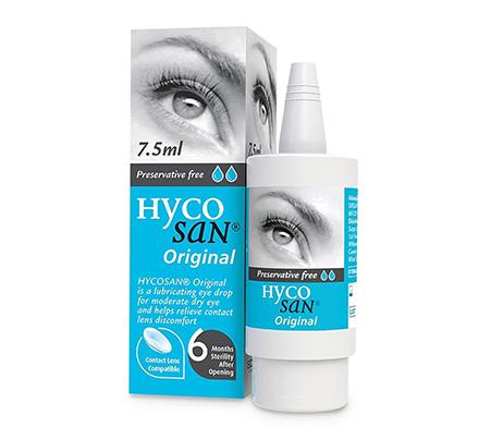 Hycosan Flasche
