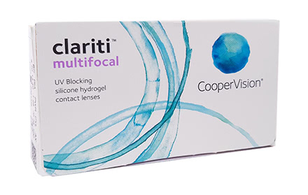 Clariti Monthly Multifocal