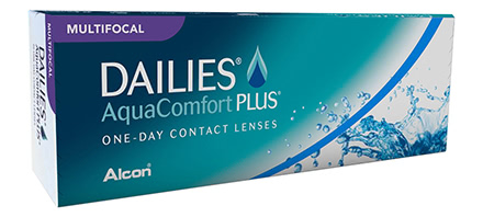 Dailies AquaComfort Plus Multifocal (30 Linsen)