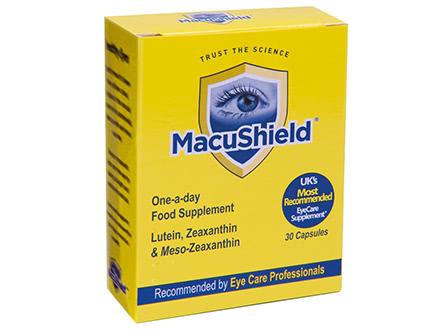 MacuShield (30 Kapseln)