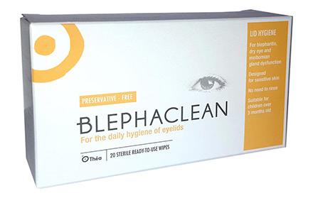 Blephaclean Reinigungstücher (20 Kompressen)
